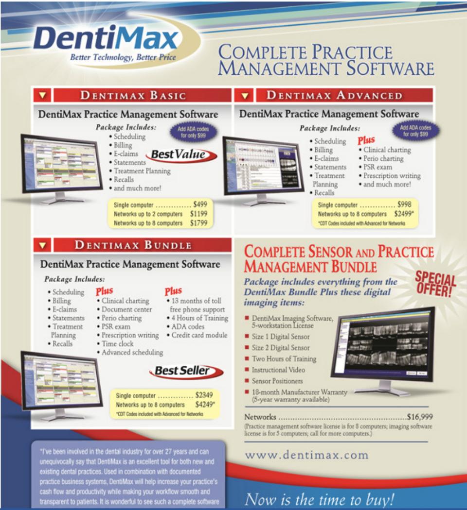 Dentimax Manual Pdf